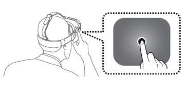 GearVR Touchpad